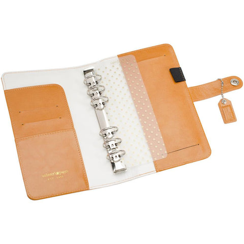 Personal Binder Caramel Webster's Pages Color Crush