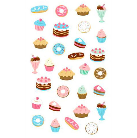 Desserts Stickers Micro Sticker