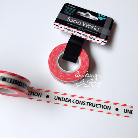Under Construction Tape Works
