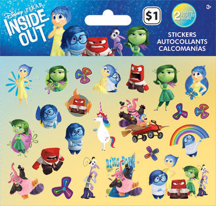 Disney's Inside Out Sticker