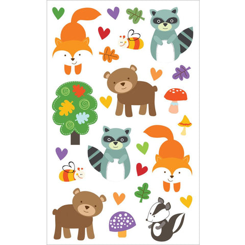 Forest Pals Mrs. Grossman's Stickers
