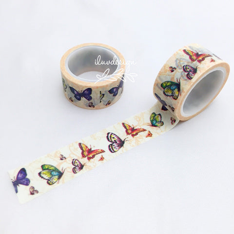 Butterfly Dreams Washi Tape
