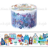 Canal Town Japanese Washi Tape Aimez