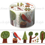 Fairy Tale Forest Japanese Washi Tape Aimez