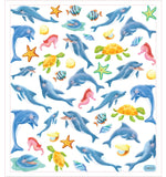 Dolphin Play Stickers • Dolphin Sticker