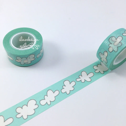 Clouds Washi Tape