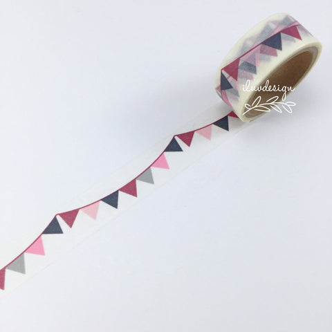 Banner Garland Washi Tape
