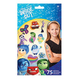 Disney's Inside Out Temporary Tattoos 75ct