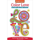 Color Love Coloring Book • Design Originals Coloring Book