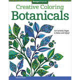 Creative Coloring Botanicals Coloring Book • Design Originals