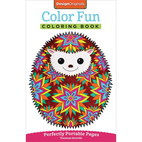 Color Fun Coloring Book • Design Originals Coloring Book