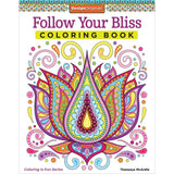 Follow Your Bliss Coloring Book • Design Originals