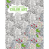 Natural Wonders Color Art Coloring Book • Leisure Arts Coloring Book