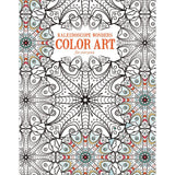 Kaleidoscope Wonders Color Art Coloring Book • Leisure Arts Coloring Book