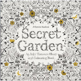 Secret Garden Coloring Book • Chronicle Books Coloring Book