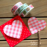 Heart Sticky Notes (100pcs)