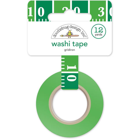 Gridiron Decorative Tape • Touchdown Tape