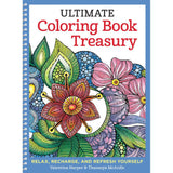 Ultimate Coloring Book Treasury Coloring Book • Design Originals Coloring Books