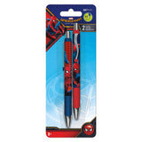 Spider Man Homecoming Gel Pens 2pk