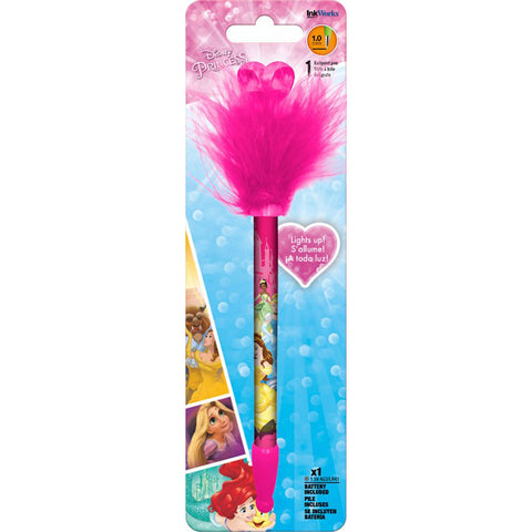 Disney Princess Wiggle Pen • 1.0mm Ballpoint Pen Ink Works