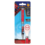 This Spider Man Homecoming Projector Pen is super fun and practical, push the button and project an image of Spiderman. They are perfect for planning, for work, home, desk or for school. They will be a beautiful addition to your pen collection!
