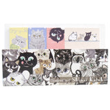 Chaton Chaton Cat Sticky Notes & Adhesive Tabs