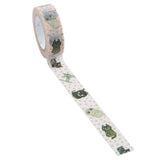 Cat Cat Cat Masking Tape • Shinzi Katoh Design Japanese Washi Tape