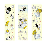 Alice in Wonderland Sticker • Shinzi Katoh Design Japanese Sticker