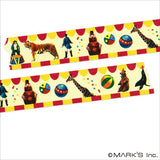 Circus Masté Japanese Masking Tape • Made in Japan