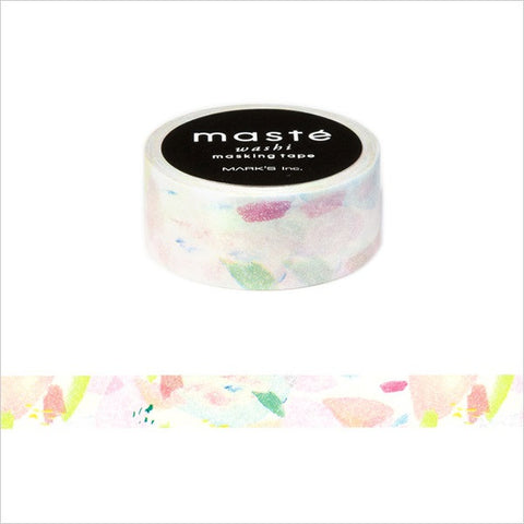 Flower Shower Japanese Washi Tape • Amazing Life Masté Masking Tape