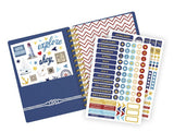 Anchor's Away Paper House Spiral Bound Planner