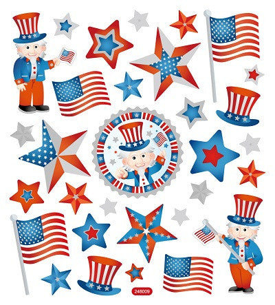 Patriotic Sticker • July 4th