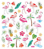 Flamingo & Summer Love Stickers