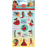 Princess Elena Stickers Elena of Avalor includes Princess Isabel, Jaquins and Mateo.