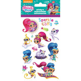Shimmer and Shine Standard Stickers 4 sheet