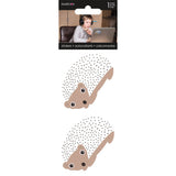 Hedgehogs Rhinestone Stickers