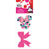Minnie Mouse Rhinestone Stickers