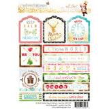 "All That Glitters Tag & Prompt Stickers 4""X6"" • Webster's Pages"