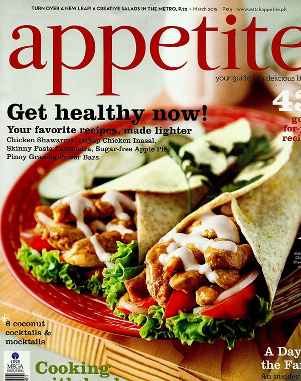 Appetite Mag