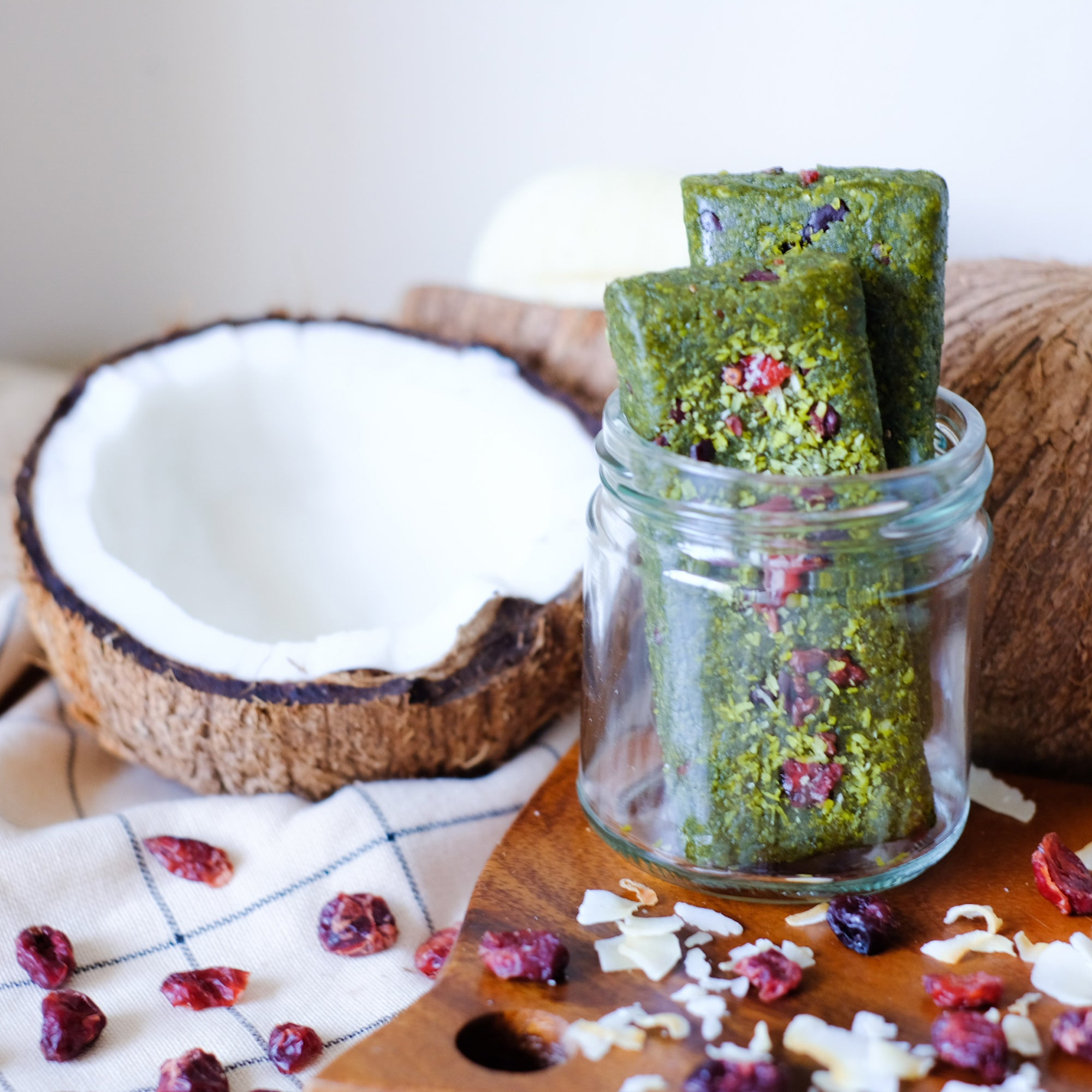 Kale Coconut Rooted Bar