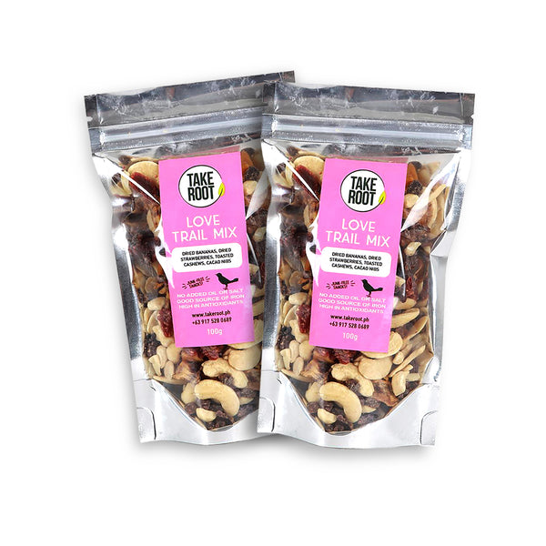 DONATE Love Trail Mix (Set of 2)