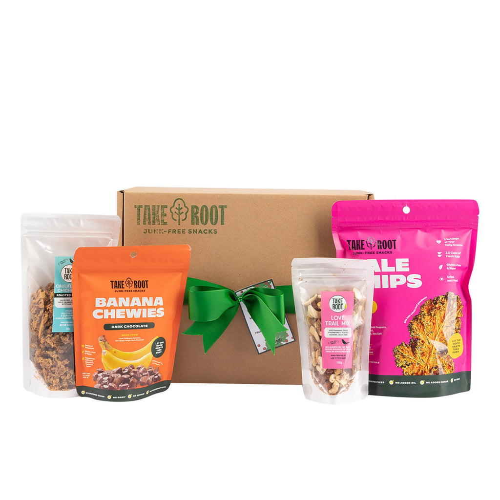 The Gluten-Free Holiday Box