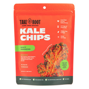 Spicy Sriracha Kale Chips 60g