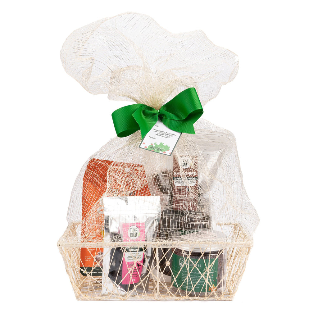 The Healthy Chocoholic Basket