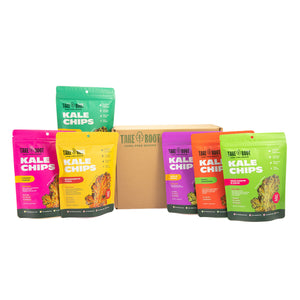 Kale Chips Box of 3, 6 or 12