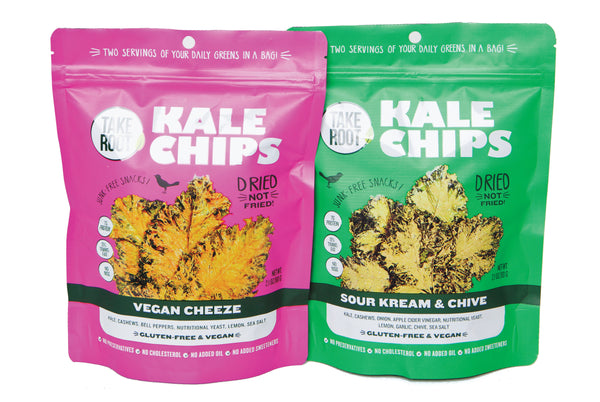 The Kale Chip Collection