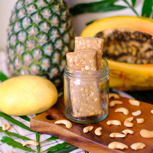 Tropical Cashew Cookie Energy Bar
