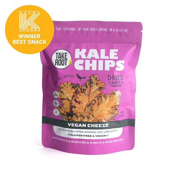 DONATE Vegan Cheeze Kale Chips 60g