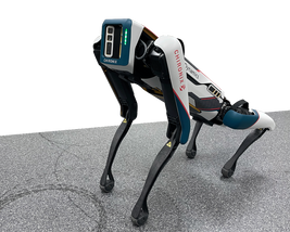 This is spot, the robot dog