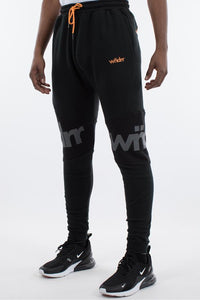 TENTACION TECH TRACKPANT - BLACK